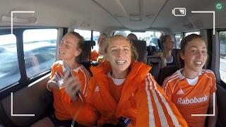 Playercam #7: Margot van Geffen bij Oranje thumbnail