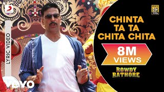 Chinta Ta Ta Chita Chita Lyric - Rowdy RathoreAkshay,KareenaMika SinghSajid Wajid