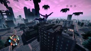 Saints Row IV Relected Free Roam Gameplay PS4