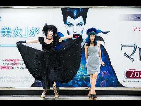 La Carmina on Hong Kong travel TV show, ProSieben's Inside with Palina Rojinski