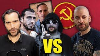 ¿Comunismo o Libertad? Roberto Vaquero, Oscar Greenfits, FDV | UTBH