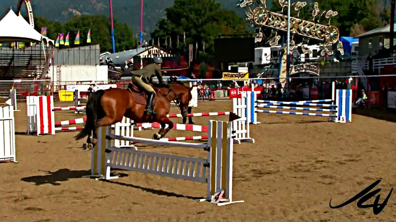 Equestrian Horse Jumping Tournament Hd Ipe Youtube
