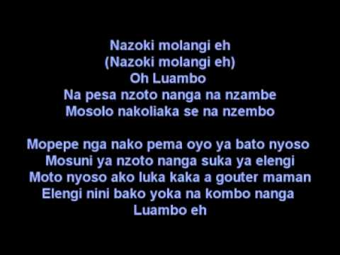 Ngungi Tabu Ley and Lumbo Makiadi Lyrics In Lingala