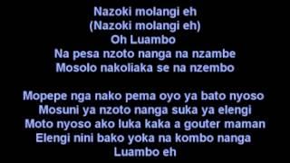 Ngungi Tabu Ley and Lumbo Makiadi Lyrics In Lingala