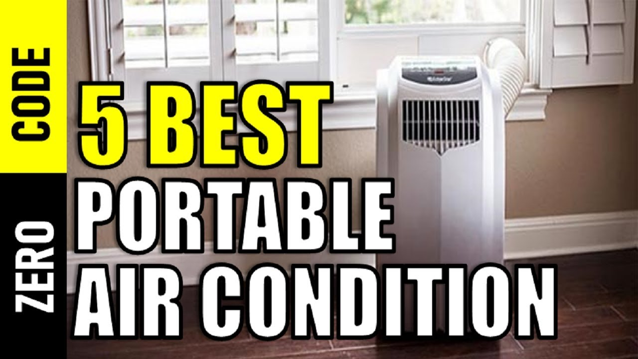 ☑️ Portable Air Conditioners: Best Portable Air Conditioners 2019 | Top 5  Portable Air Conditioners