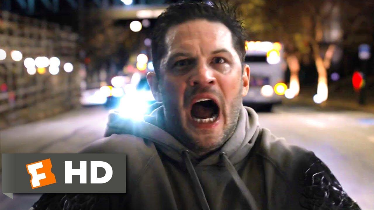 Venom (2018) - Venom Takes Control Scene (3/10) | Movieclips