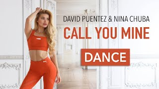 Call You Mine - David Puentez feat. Nina Chuba // DANCE WORKOUT I Pamela Reif