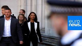 Live   UK Supreme Court hears challenge on Parliament suspension