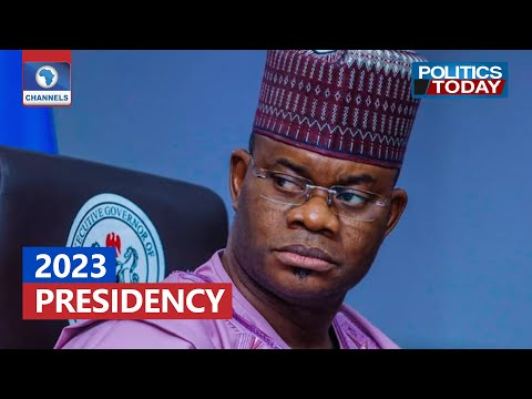 All Nigerians Are Asking Me To Run For President In 2023, I Will Not Disappoint – Yahaya Bello