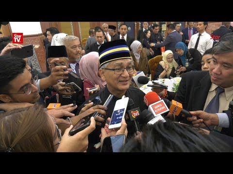 Opposition walkout freedom of expression in New Malaysia, says Speaker