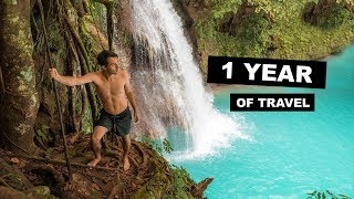1 Year of Full Time Travel   Travel Inspiration