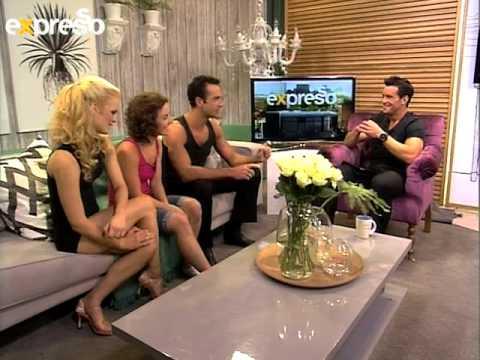 Dirty Dancing cast interview (29.1.2013)