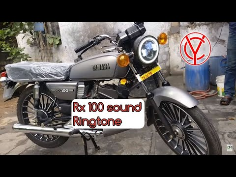 Rx 100 bike sound ringtone hd || Charan_yadav