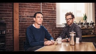 In Los Angeles, two specialty coffee pioneers, Tyler Wells and Colb...