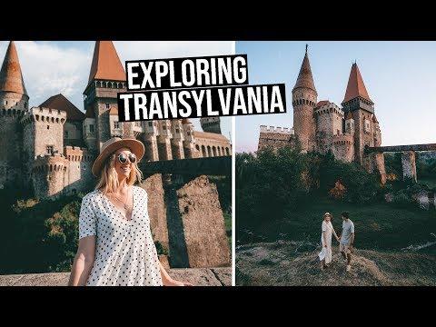 We Explored Transylvania in Romania   Most Scenic Train + Corvins Castle