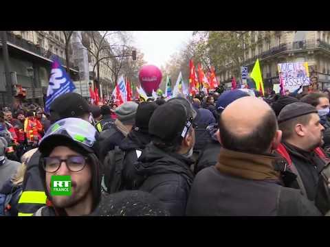 Manifestation contre la
