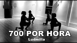 Ludmilla - 700 por hora   Yix Dance (Coreografia)  Dance