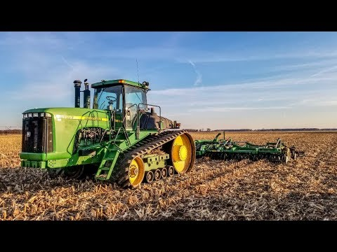 VT Cover Crops With 9400T