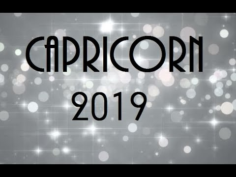 Capricorn 2019 Forecast ❤ Attraction ❤