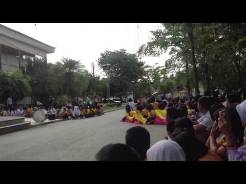 การโปรโมทสีของ สีชมพู (สุริยะปัญญา) โรงเรียนท่าศาลาประสิทธิ์ศึกษา