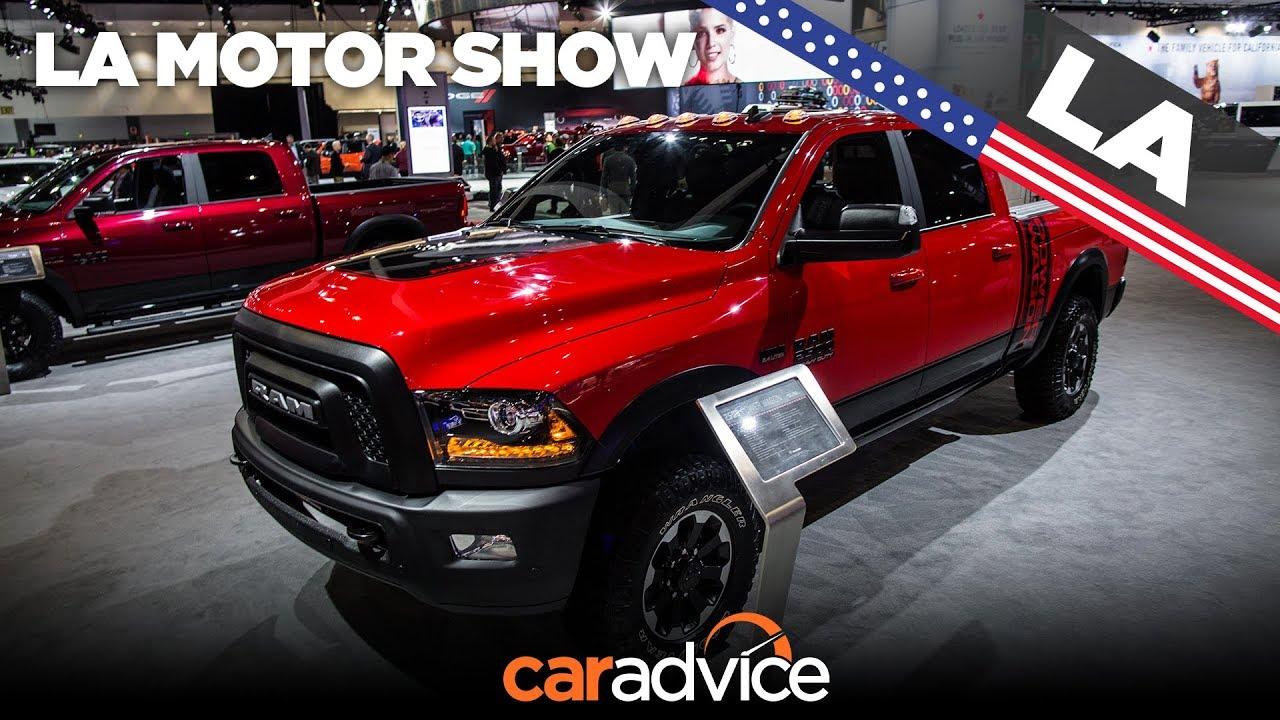 2018 Ram 2500 | LA Motor Show - Dauer: 53 Sekunden