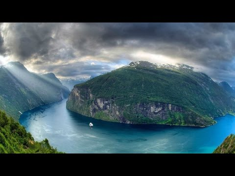 10 Top Tourist Attractions in Norway