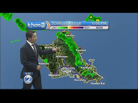 Oahu under flood advisory until 7:15 p.m.