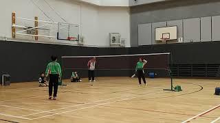 Publication Date: 2018-12-17 | Video Title: 沙官小羽毛球練習班(2)