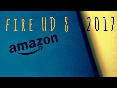 Amazon Fire HD 8 (2017) - Das 90€ Tablet