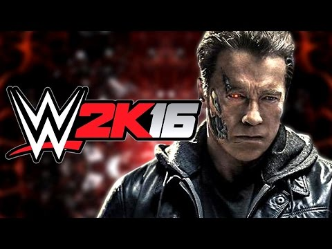 Make WWE 2016 Terminator Entrances and Finishing Moves Pictures