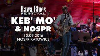 36. Rawa Blues Festival: Keb' Mo' & NOSPR, Katowice
