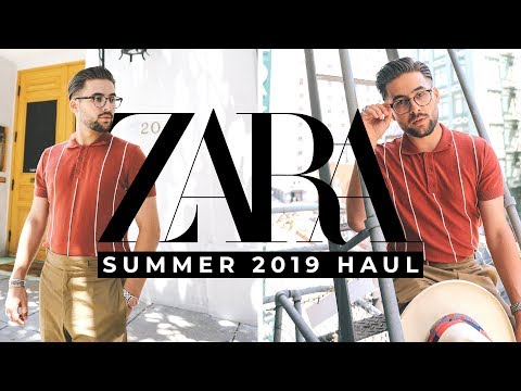 Zara & Mango Man Summer 2019 Try On Haul | Mens Fashion | Outfit Inspiration