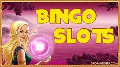 BINGO Slots 🎰 LUCKY LADY CHARM BONUS!! 🎰