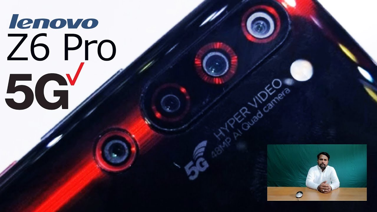 Lenovo Z6 Pro 5G - Extensive Review