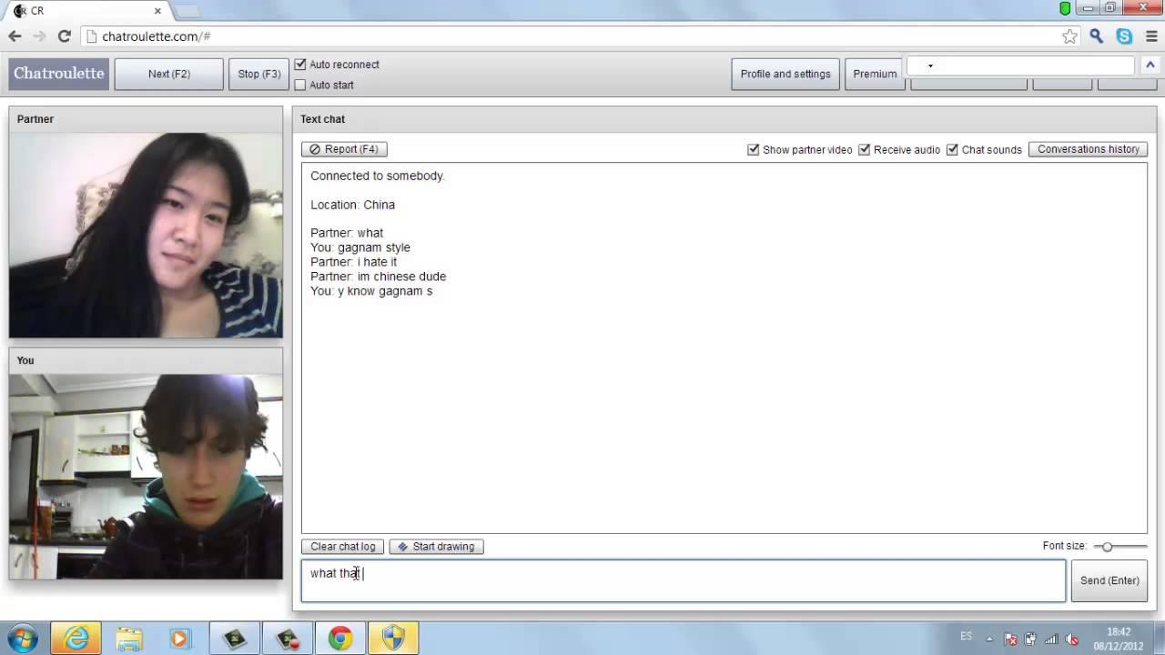 Chat asian webcam chatroulette - BBW - XXX photos