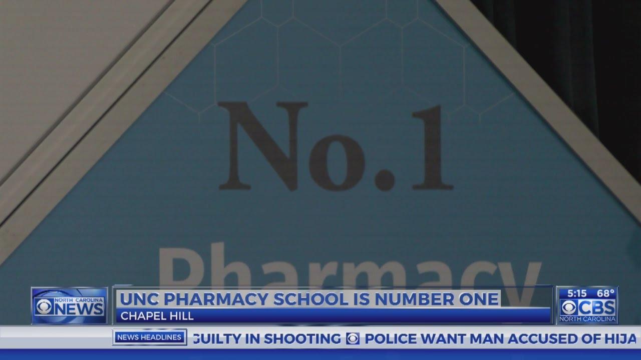 Luxury Vehicle: UNC Pharmacy School Ranked Best By 'US News & World Report