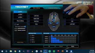 TeckNet RAPTOR Pro Programmable Gaming Mouse Review