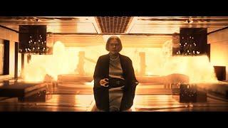 Смерть Айзекса. Взрыв Амбреллы. Распыление антидота. Обитель зла: Последняя глава. 2016