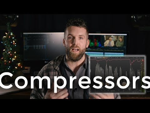What is a Compressor? // AUDIO Production Tools Part I of V // Compression Tutorial