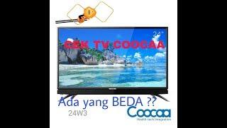 Kaya ada yang aneh TV COOCAA ini ? Mencoba tv termurah di dunia