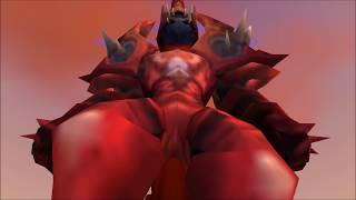 Largest Pet NPC in WOW, Giant Size Pet Glitch, Very Big