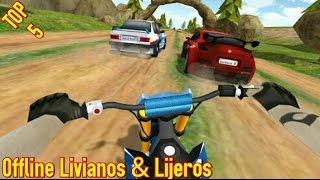 Top 5 Juegos OFFLINE para Android Livianos & Lijeros 5mb [Sin Internet] JeuxGamer