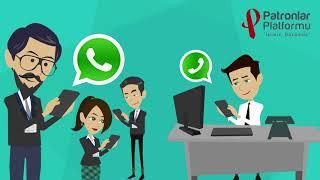 PP Tanıtımlar 3 / WhatsApp Haberleşme Grubu Kullanımı