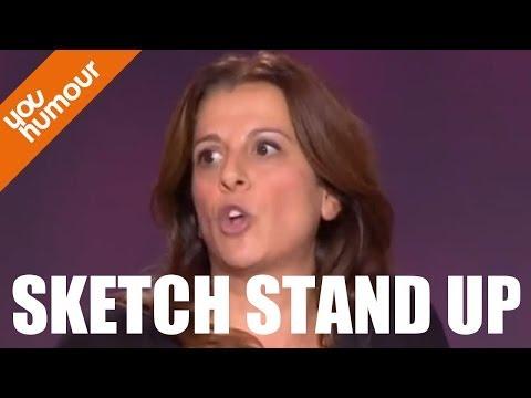 Katia DORIS, Sketch stand up