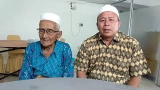 Download Video Nyak Sandang Pertanyakan Mesjid dan Haji ke Pak Jokowi MP3 3GP MP4
