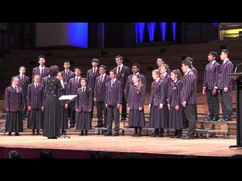 Chapel Choir God So Loved the World John Stainer