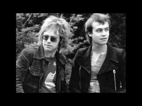 Elton John - All the Way Down to El Paso (1969) With Lyrics!