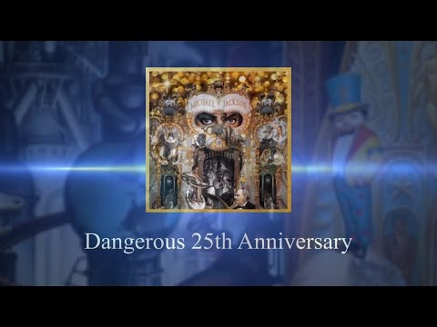 Dangerous 25 Teaser #1 Michael Jackson (Fan Made)