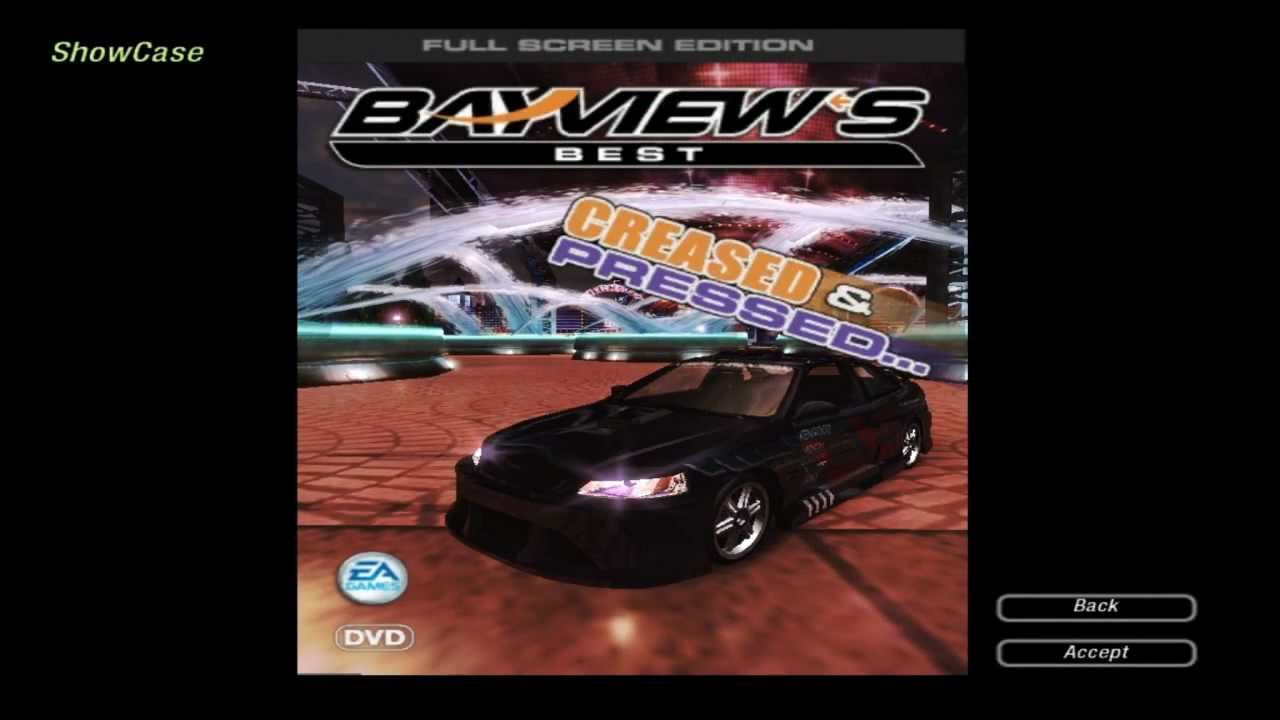 Need For Speed Underground 2 Dvd Cover 1 Bayview S Best