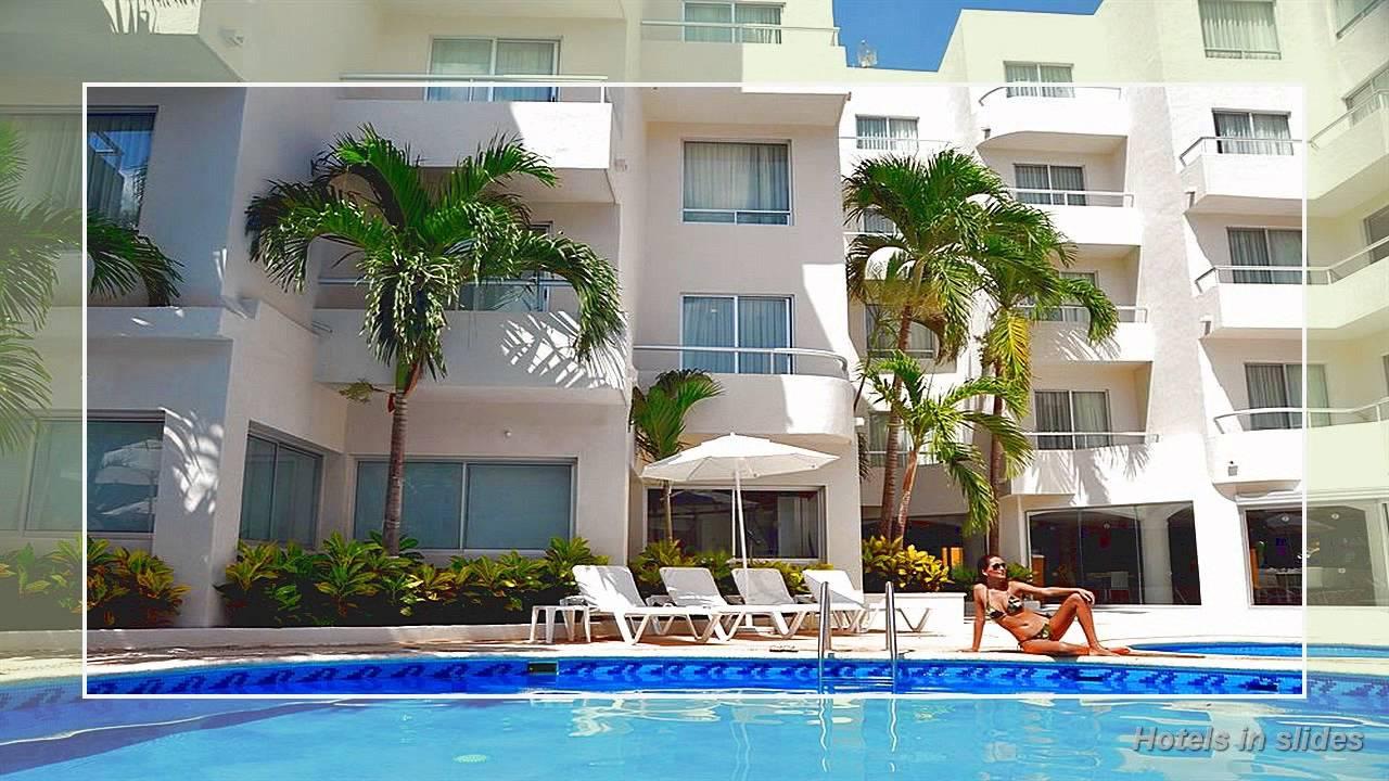 Adhara Hacienda Cancun Hotel Ramada Cancun City Cancun Quintana Roo Mexico Youtube